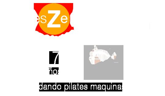 17 Años Dando Pilates Maquinas en Madrid Centro