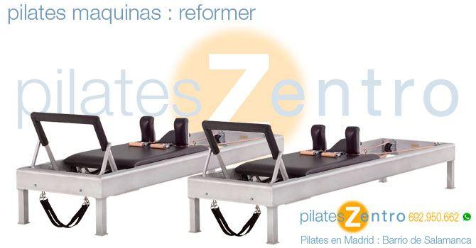 Reformer para hacer Pilates en Madrid Centro