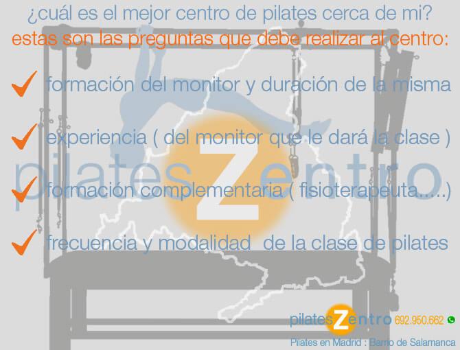 Mejor Centro de Pilates Cerca de Mi en Madrid