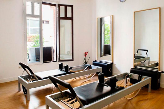 Metodo Pilates Original Madrid Centro