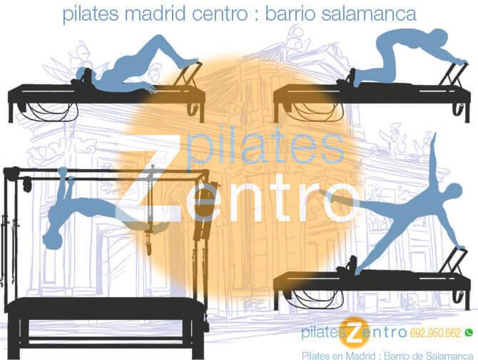 Centro de Pilates en Madrid : Barrio Salamanca