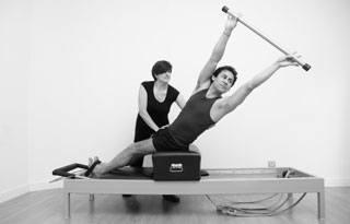 Clases de Pilates Madrid para Hombres