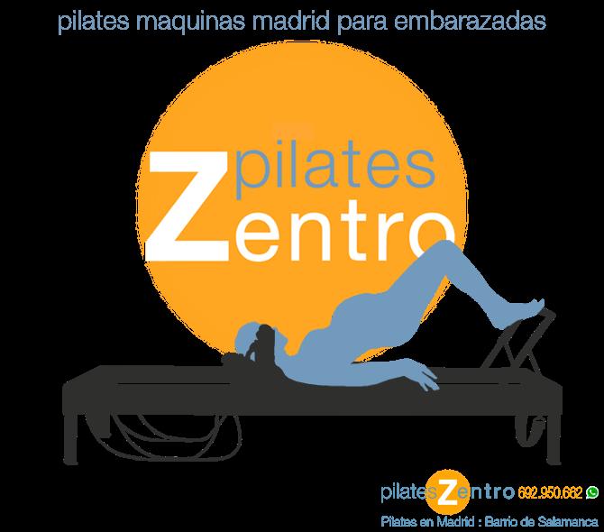 Pilates Maquinas para Embarazadas en Madrid