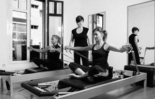 Ejercicios de Pilates Madrid