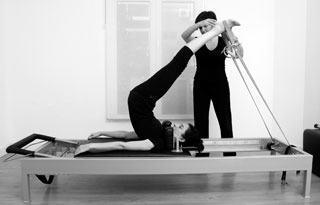 Pilates Reformer Madrid