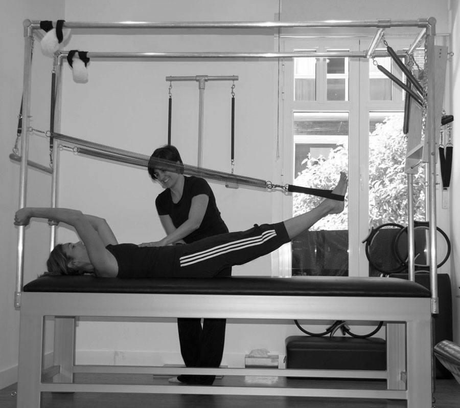 Clases de Pilates Individuales Madrid