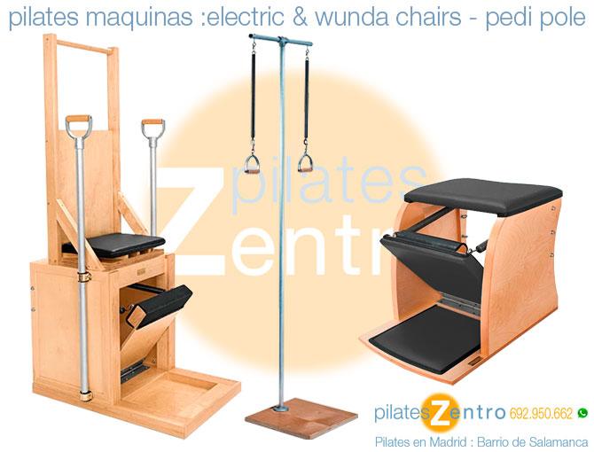 Pilates Maquinas Precios en Madrid Centro