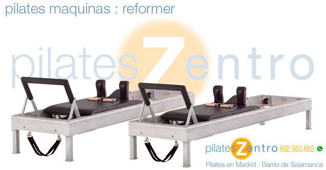 Pilates Reformer - Pilates Maquinas Madrid